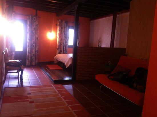 Casa Margo: Habitación con balcón