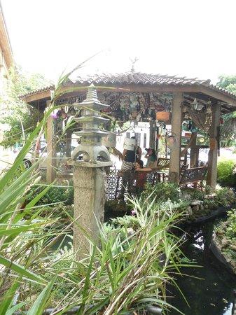 Hotel Chacara do Mosteiro: Recantos