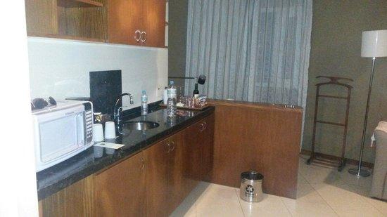 Sheraton Barra Rio de Janeiro Hotel : Suíte júnior 823