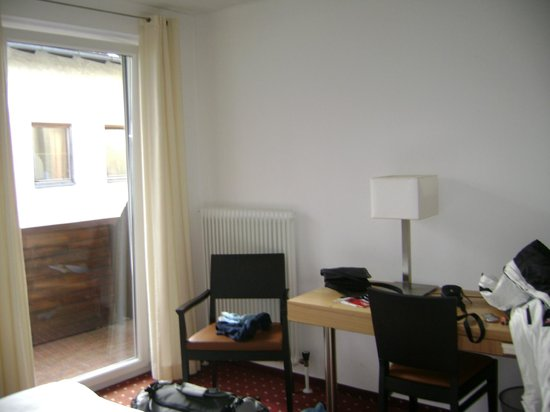 Hotel Pension Golingen: room