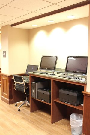 Hampton Inn Long Island - Brookhaven: Complimentary Business Center