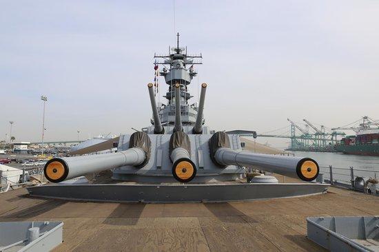 Battleship USS Iowa BB-61: USS Iowa