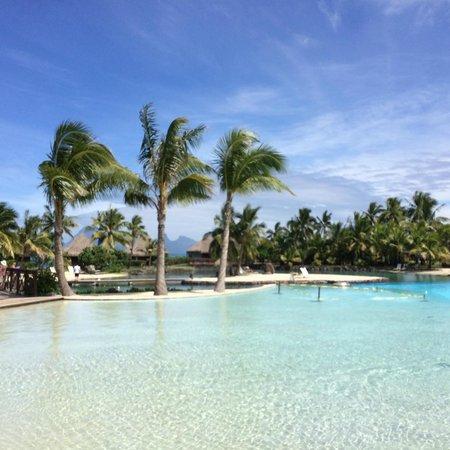 InterContinental Tahiti Resort & Spa: Pool