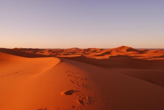 Explore Sahara Tours : Amanece en el desierto