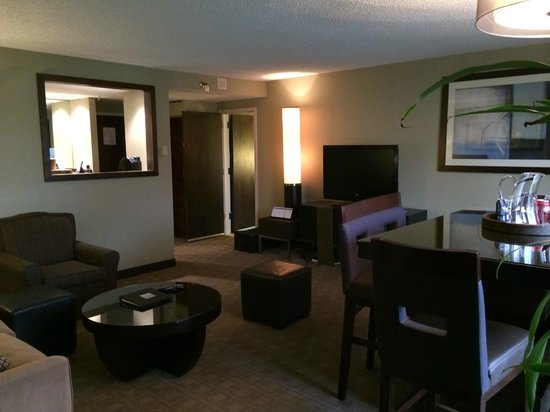 Hyatt Regency Austin: Executive Suite