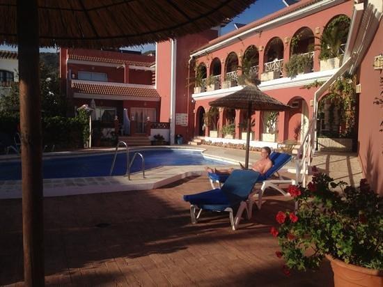 Hotel Los Arcos: hotel pool