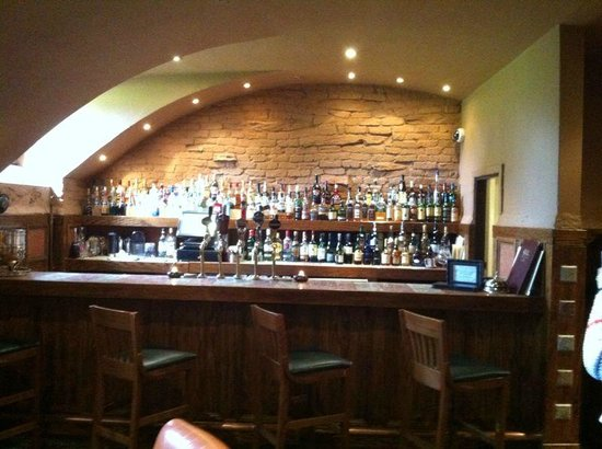 Cahernane House : Cellar Bar