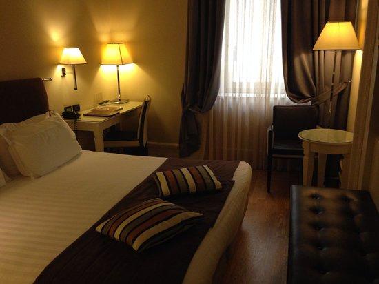 Hotel Milano & Spa : Номер