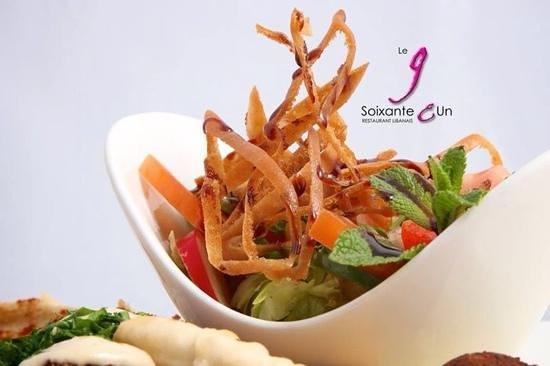 Le 961: Salade