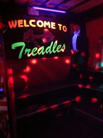 Treadles Bar