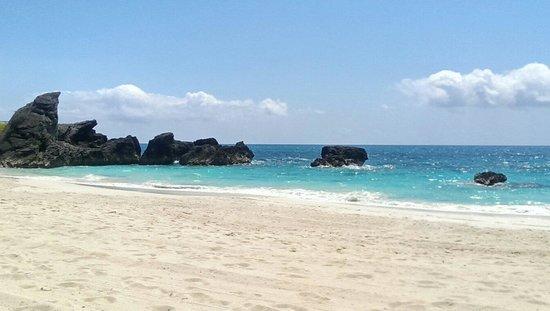 The reefs private beach