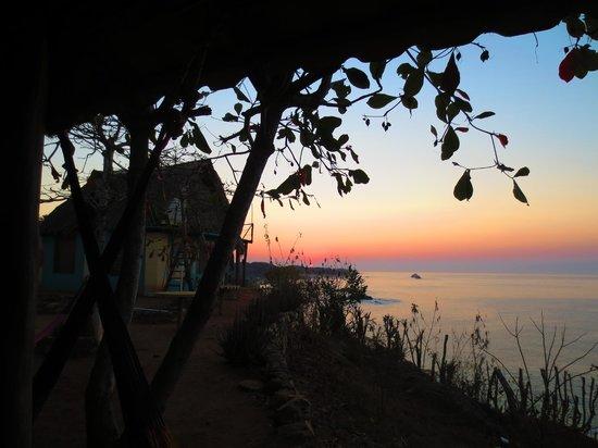 Cabanas Balamjuyuc: Sunrise!