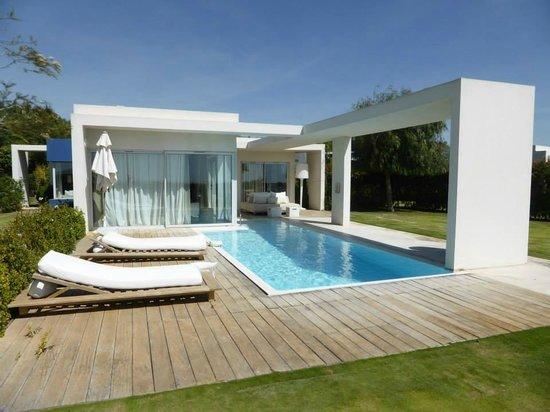 Sofitel Essaouira Mogador Golf & Spa : La villa privée .