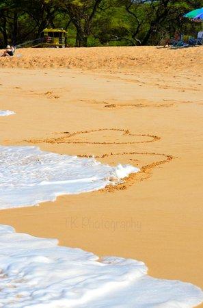 Makena Beach: We loved Big Beach.