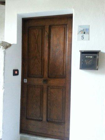 Ravello Rooms: The apartment