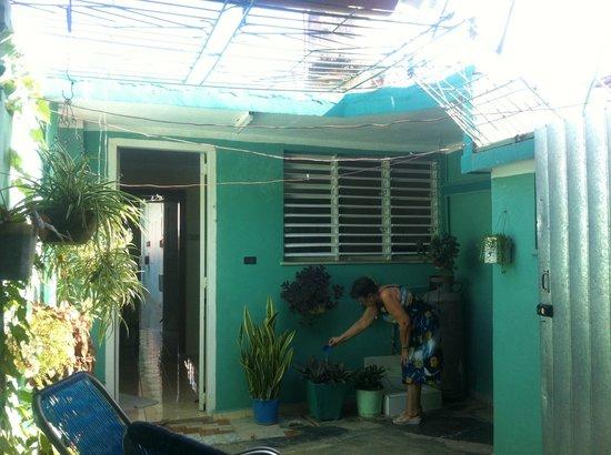 La Casa de Tata : Garden