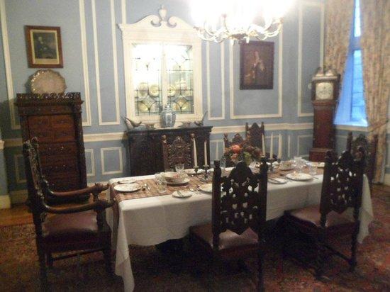 Casa Loma: Sala de Jantar