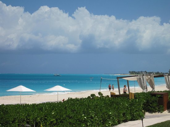 Grace Bay Club: Grace Bay Beach