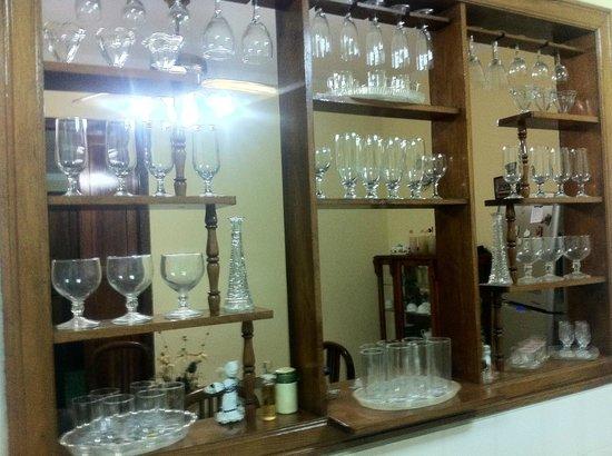La Casa de Tata : Glassware