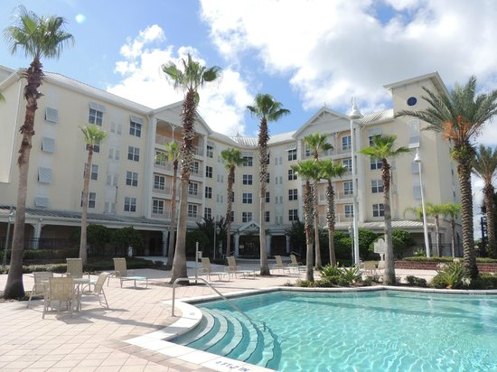 Monumental Hotel Orlando: Piscina monumental hotel!