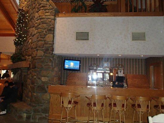 Inn at Holiday Valley : The bar