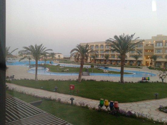Movenpick Resort Soma Bay: Вид из номера