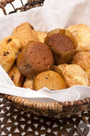 Emperor Lounge: Gourmet muffins