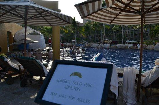 Grand Fiesta Americana Los Cabos All Inclusive Golf & Spa : Piscina de adultos