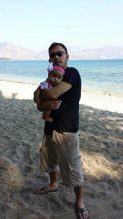 Camayan Beach Resort and Hotel: Camayan beach