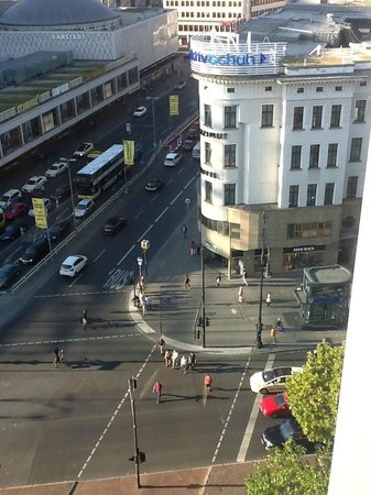 Swissotel Berlin : Vista do Quarto do hotel