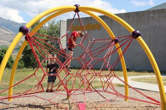 ScienceWorks Hands-on Museum: Geometry Playground