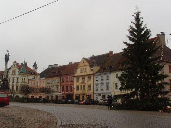 Loket, Czech Republic: Центр города