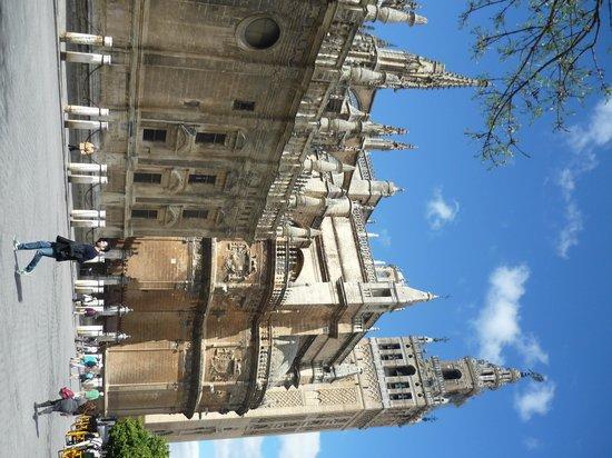 Torre Giralda: Hermosa