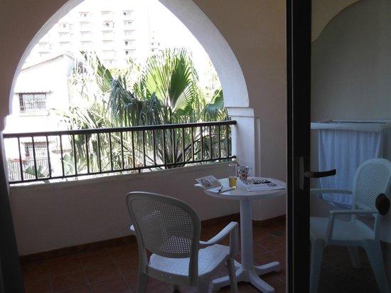 Hotel Mac Puerto Marina Benalmadena : Nice balcony