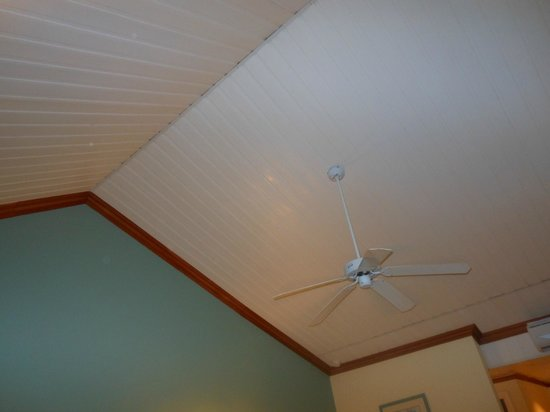 Occidental Tamarindo: Nice Ceiling in Top-Floor Rooms