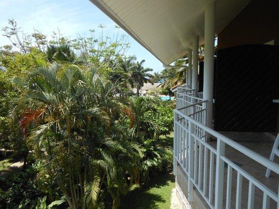 Occidental Tamarindo: View from Room Balcony