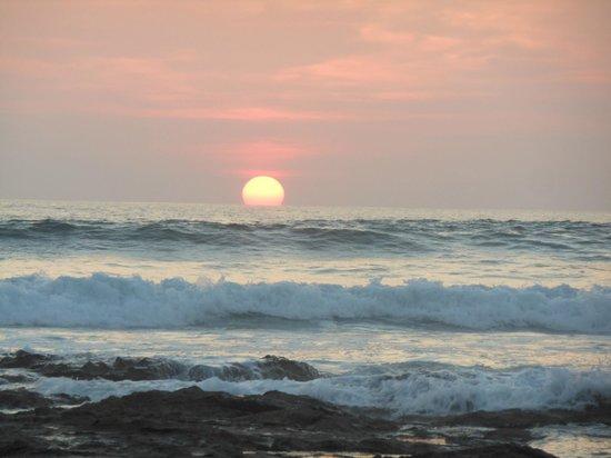 Occidental Tamarindo: Sunset - beautiful