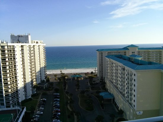 Ariel Dunes at Seascape Resort: Destin FL condo beach view 1