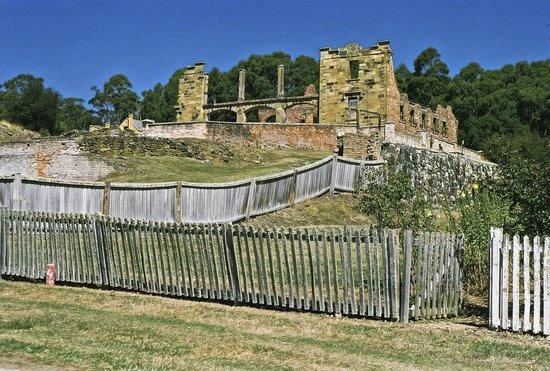 Site historique de Port Arthur : Ruins at Port Arthur