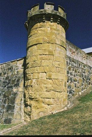 Site historique de Port Arthur : Watch Tower at Port Arthur