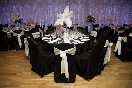 Claregalway Hotel: Reception