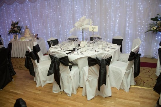 Claregalway Hotel: Top Table
