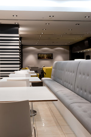 Emperor Lounge: Seating area