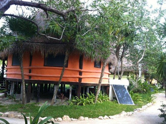 Hotel Villas Delfines: nuestra casita