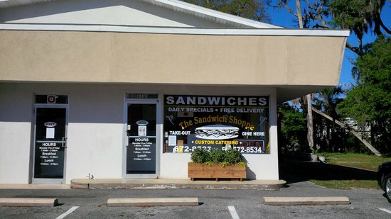 The Sandwich Shoppe