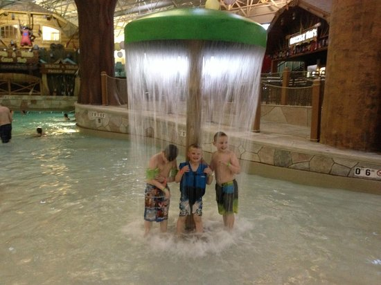 Great Wolf Lodge: Loved the Water Park!