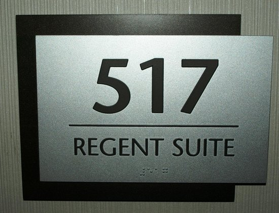 Delta Hotels Fredericton : My Suite