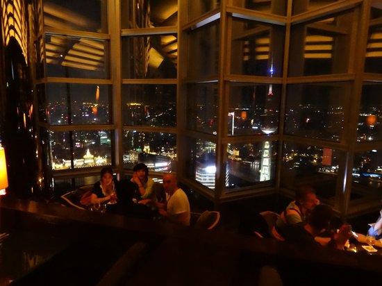 JiuZhongTian JiuLang: the bar interior