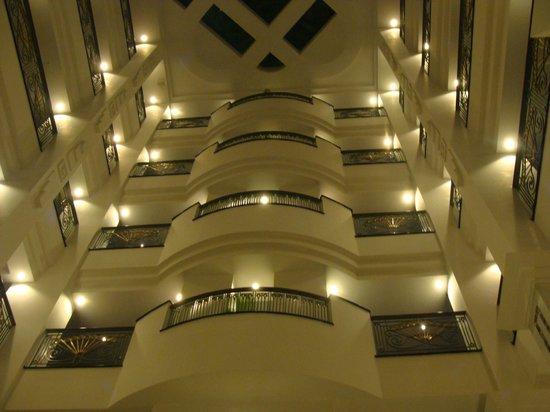 Hotel Marine Plaza: Lobby