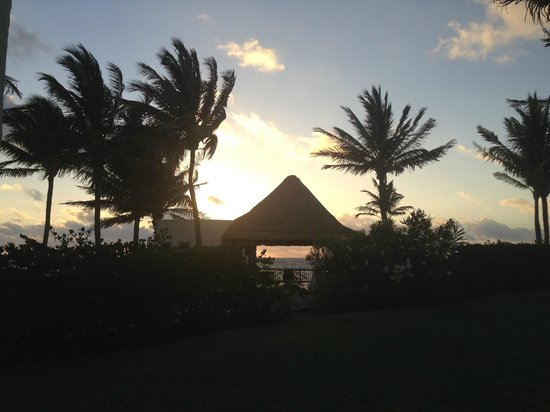 Club Med Cancun Yucatan : Sunrise